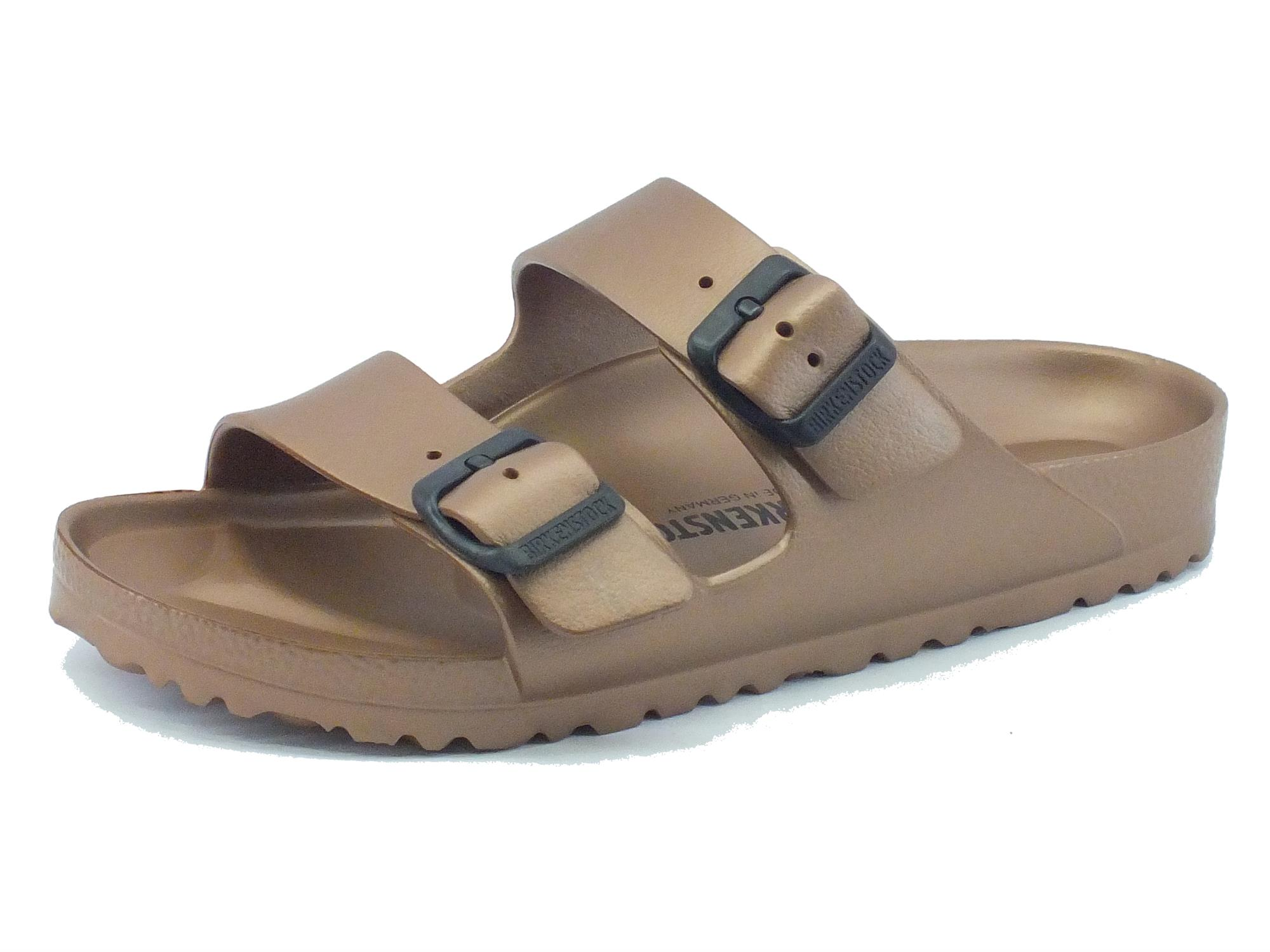 Sandali Birkenstock Arizona EVA Copper donna - Vitiello Calzature eaf63229fb0