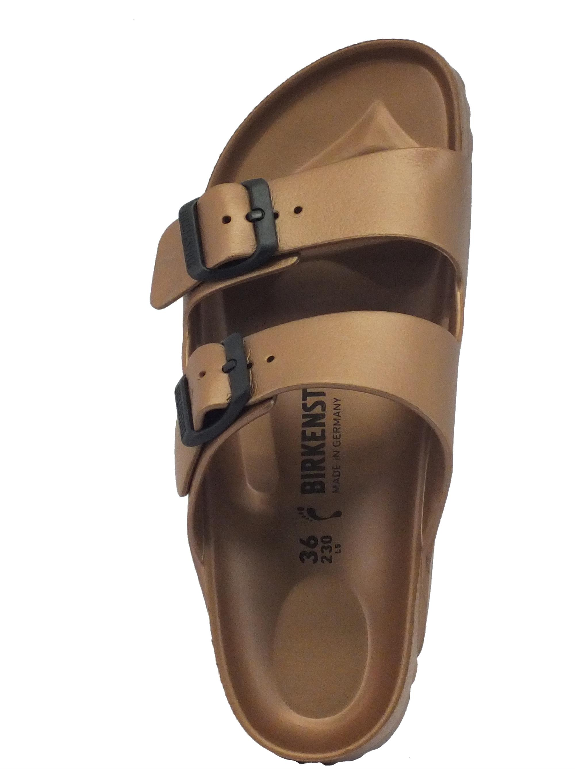 Sandali Birkenstock Arizona EVA Copper donna - Vitiello Calzature 7766832fee6