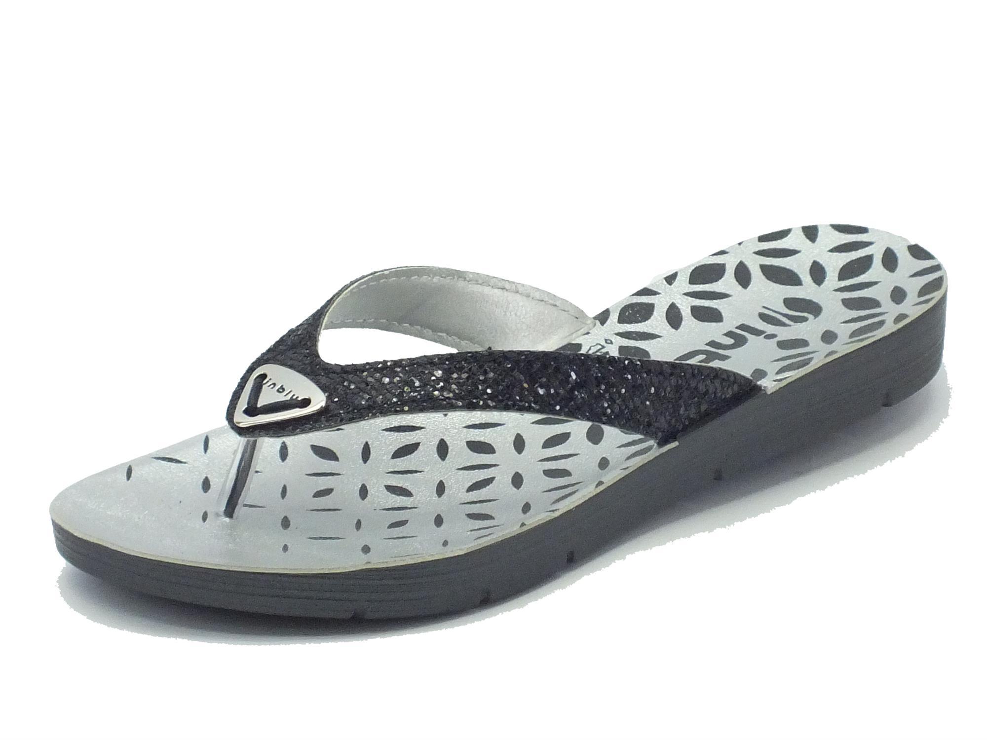 Calzature donna argentati amp; Primavera Inblu Accessori per qHBqO
