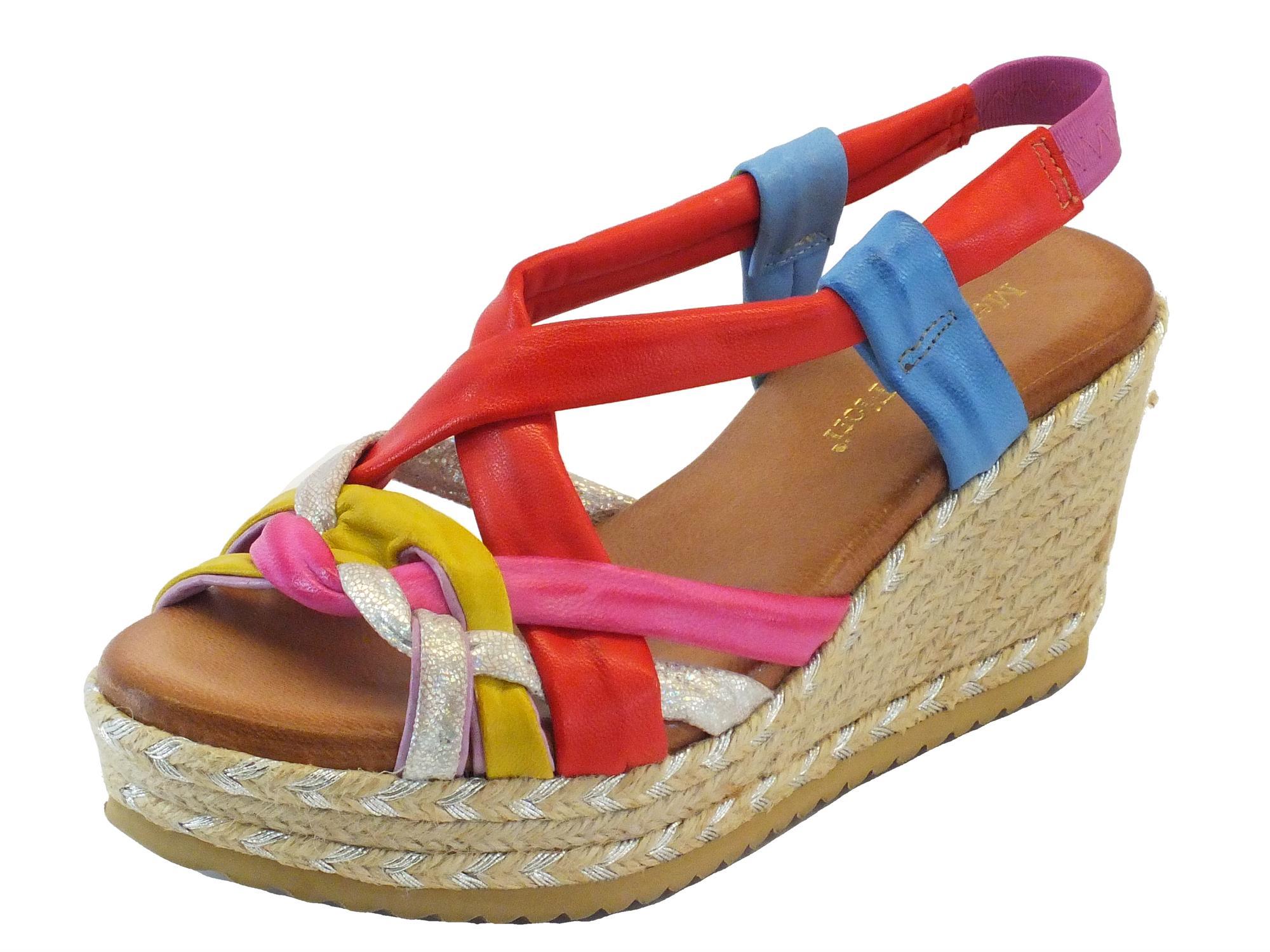 Sandali multicolore per donna Toms Z7lC5VOhO