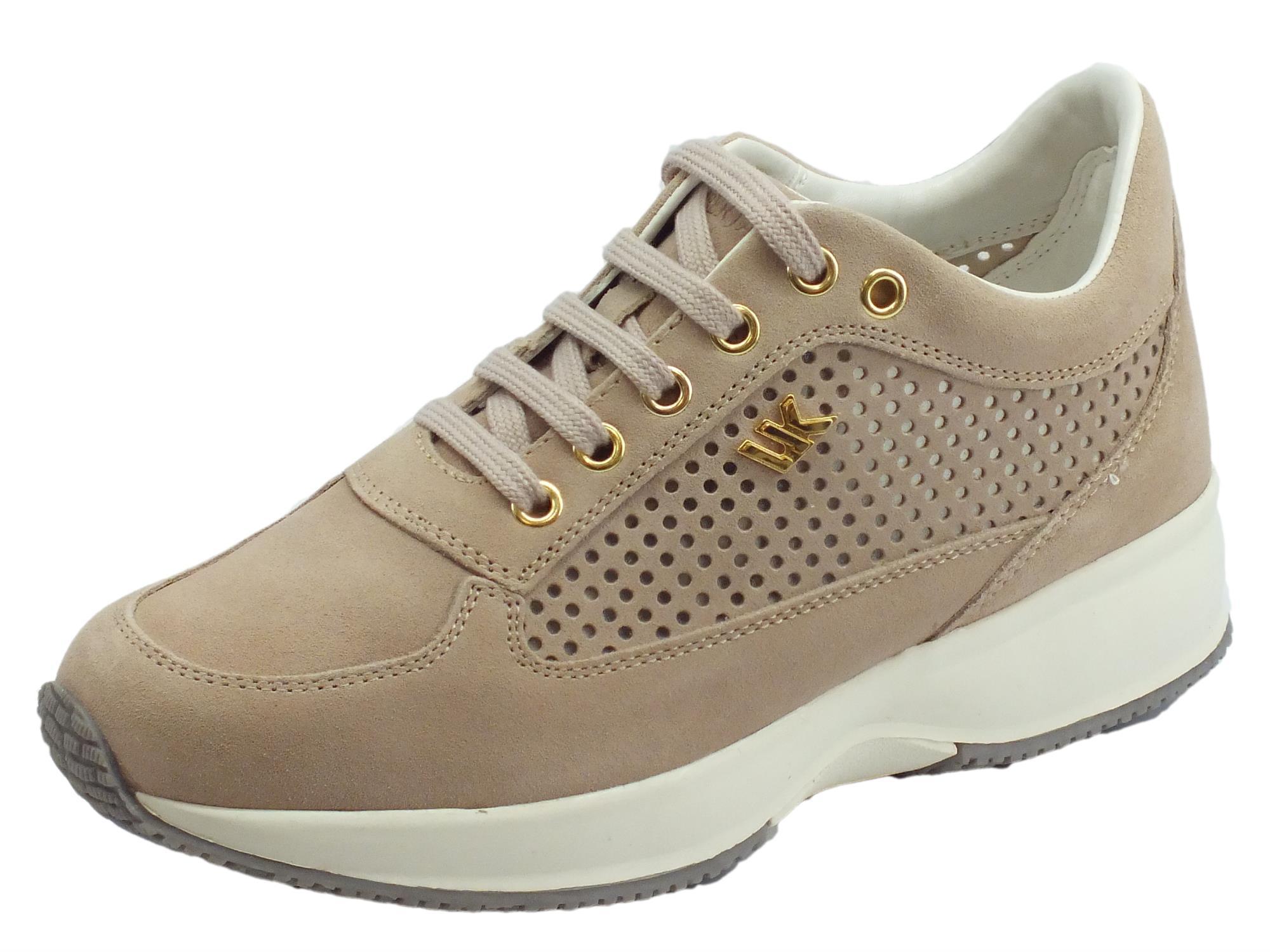 sneakers zeppa nike donna