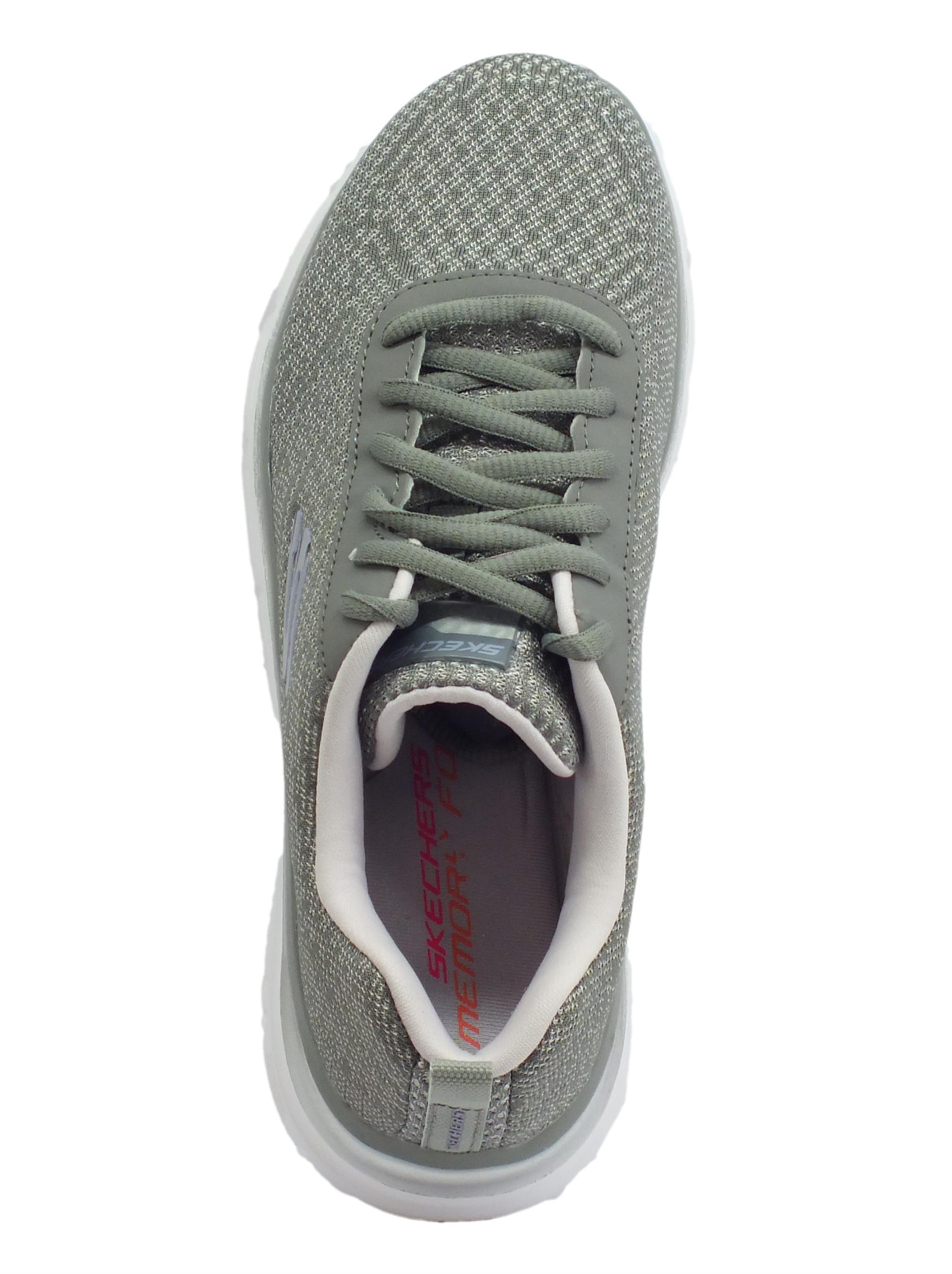 916a6a22c1d7e ... Skechers Fashion Fit Bold Boundaries Scarpe Sportive per donna grigie e  lavanda
