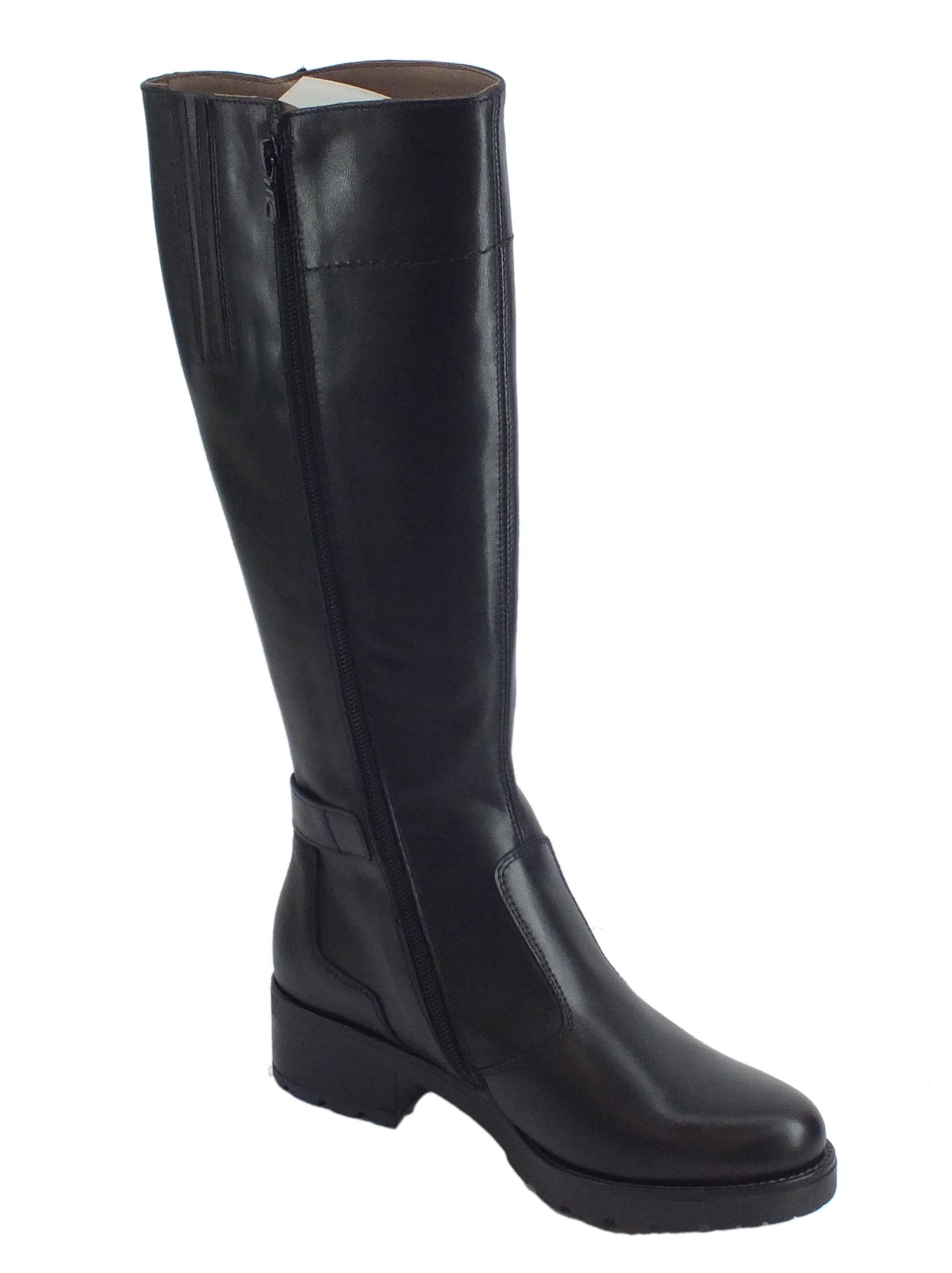 Nero Giardini A909652D Stivali Donna: Amazon.it: Scarpe e borse