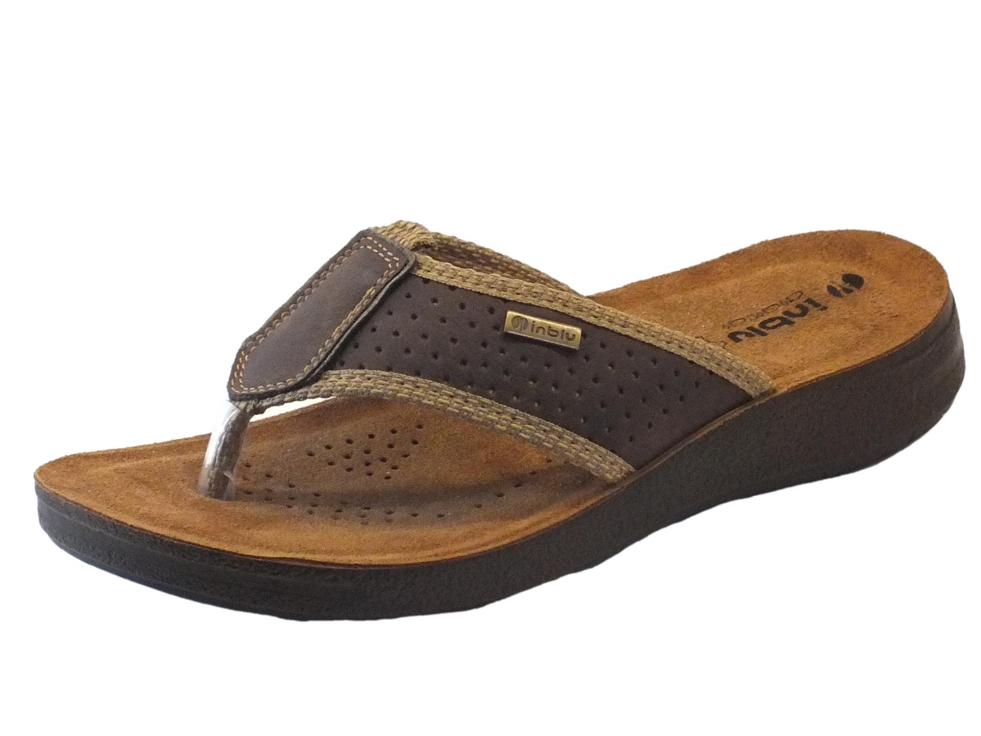 Calzature & Accessori marroni per uomo Inblu
