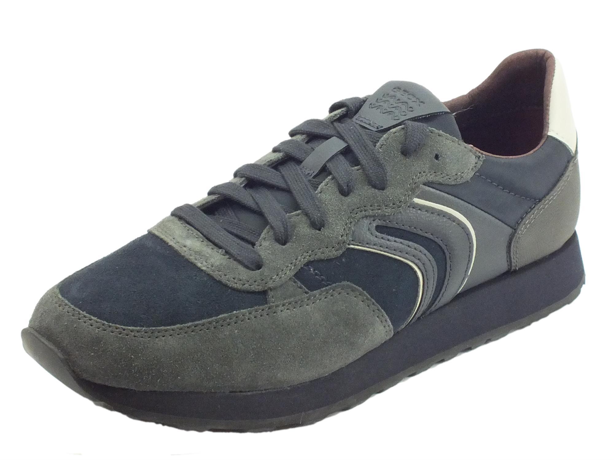 Sneakers Geox Vincit Grigie