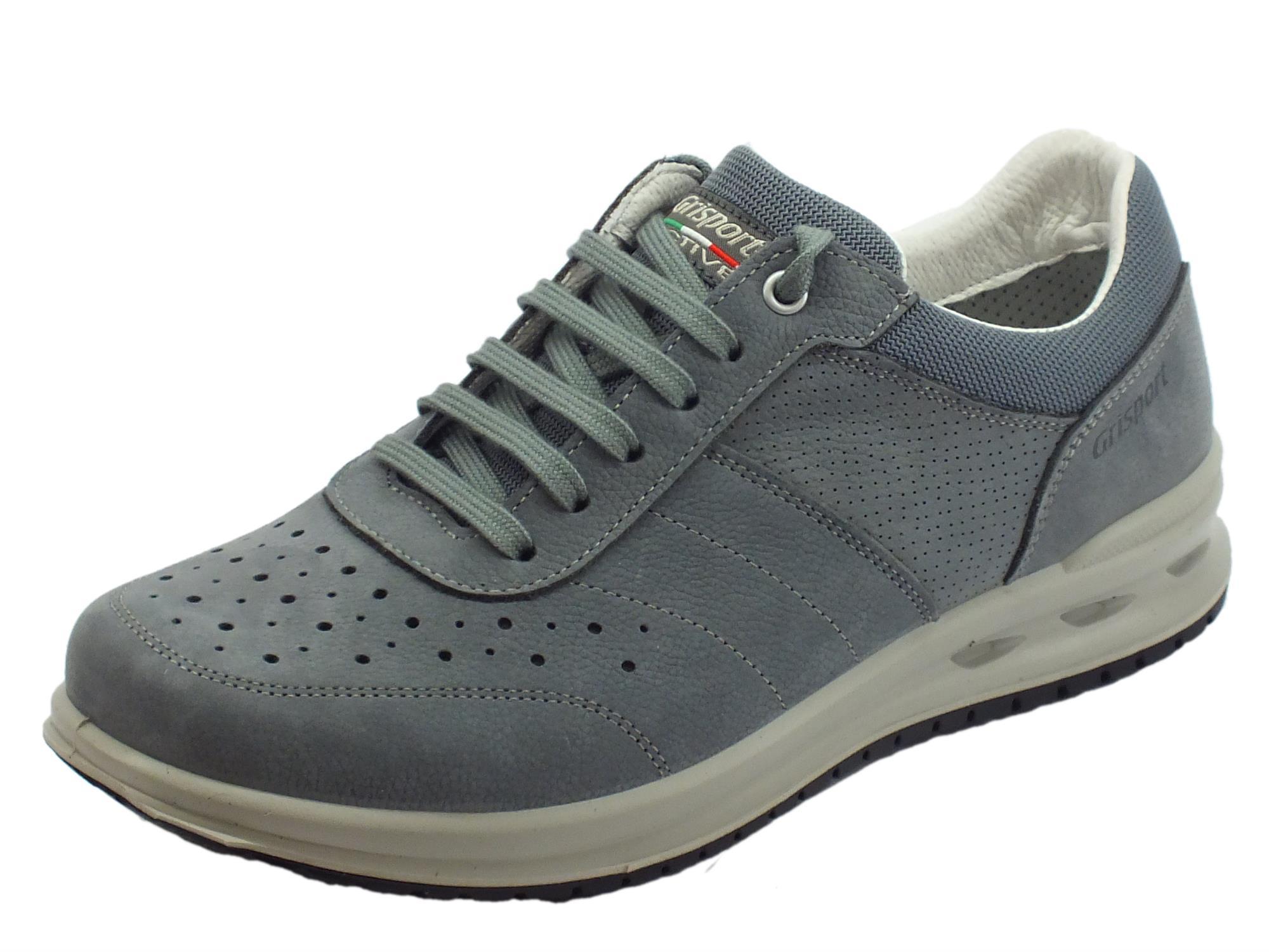 0b407454b731 Grisport Active antistatiche scarpe uomo pelle stampata - Vitiello ...