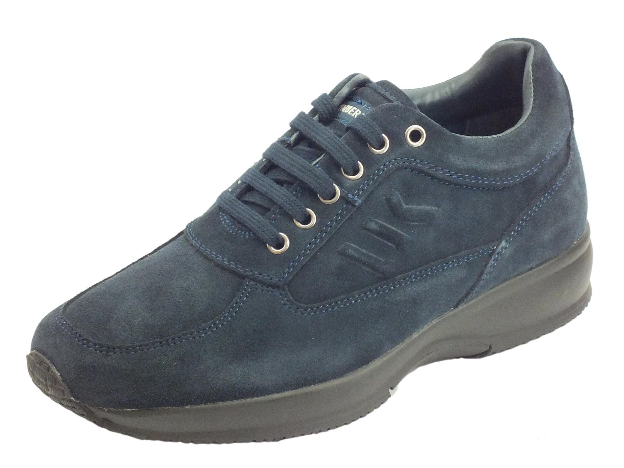 negozio online a789a 54975 Lumberjack Raul SM01305-007 A01 CC001 Navy Blue Scarpe Uomo ...