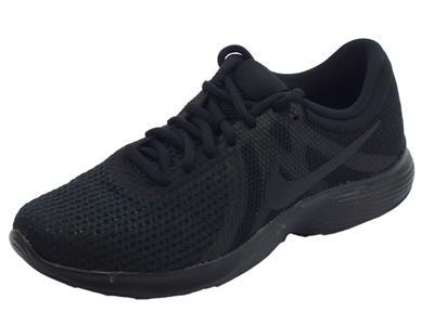 Articolo Nike Wmns Revolution 4 EU scarpe sportive per donna tessuto nero
