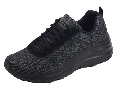 Articolo Skechers Fashion Fit Bold Boundaries Scarpe Sportive per donna nere