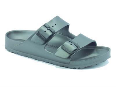 Sandali antracite per donna Birkenstock Arizona g7SDitrguH