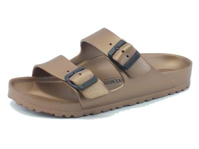 Sandali Birkenstock Arizona EVA Copper per donna