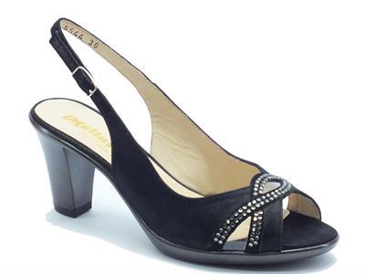 Scarpe Tacco Medio Eleganti