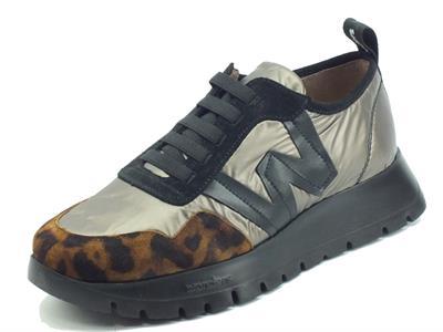 Articolo Wonders A-2416 Ghepard Cuero Sneakers Tecnici per Donna in tessuto e camoscio