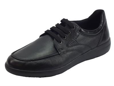 Articolo Geox U Leitan scarpe classiche uomo in pelle nera