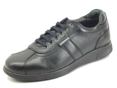 Articolo Lumberjack Lucas SM93704 Black Sneakers per Uomo in pelle