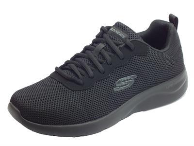 Articolo Skechers 58362/BBK Dynamight 2.0 RayHill Black Scarpe Sportive per Uomo con memory foam