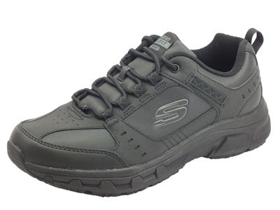 Skechers Outdoor 51896/BBK Oak Canyon Redwick Black Scarpe Sportive Uomo