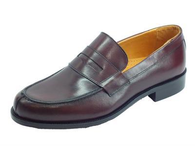 Articolo Mercanti Fiorentini Pegaso CA-55 bordo scarpe classiche in pelle