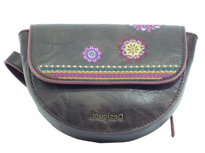 Articolo Desigual 20WAXPCX Astoria Nyon Tracollina Mini per Donna in ecopelle con pattina
