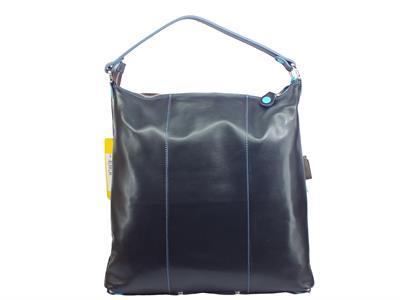 Articolo Gabs G000500T3 Sofia L Escudo Nero Borsa Shopping con spallotto Donna in pelle