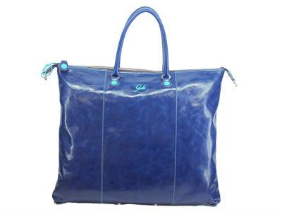 Articolo Gabs G3 L Luna C Tasca Bluette borsa con manici e tracollina in pelle taglia large