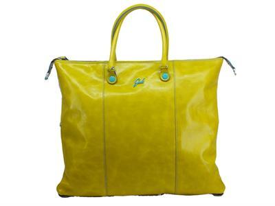 Articolo Gabs G3 L Luna C Tasca Cedro borsa con manici e tracollina in pelle taglia large
