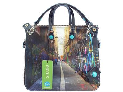 Articolo Borsa Gabs modello Shopping Trasformabile Week 305 Sydney Small