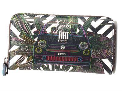 Articolo GABS G000140ND Gmoney Fiat Farfalle 500 Felce Donna con lampo
