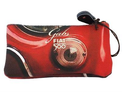 Articolo Portachiavi Gabs edizione 60 anni Fiat modello fanale
