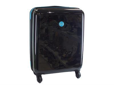 Articolo Gabs G003110T1 X0730 C0001 Carry Taglia S Nero trolley da viaggio con rotelle gomma lucida