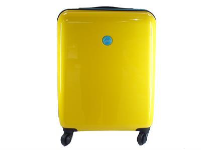 Articolo Gabs G003110T1 X0730 C5001 Carry Taglia S Giallo trolley da viaggio con rotelle gomma lucida